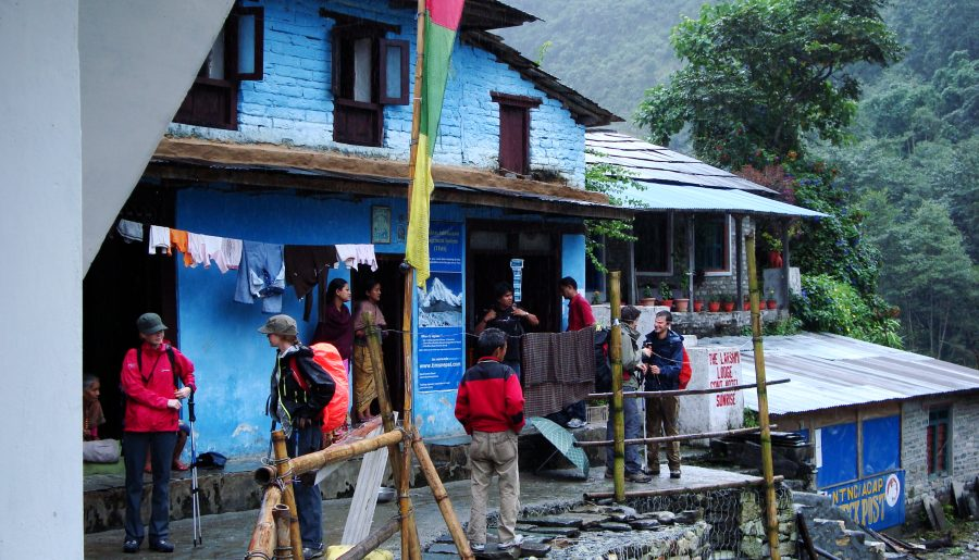 Annapurna Base Camp mit Fun