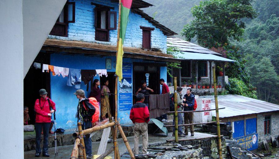 Solo Annapurna Trekking