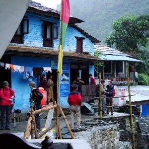 Annapurna Solo Trekking