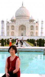 Faszinierendes Taj Mahal