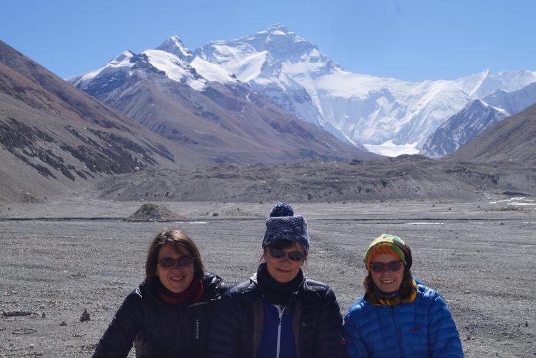 3 Frauen erobern Tibet 1