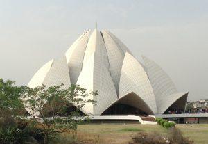 Lotus - Tempel in Delhi