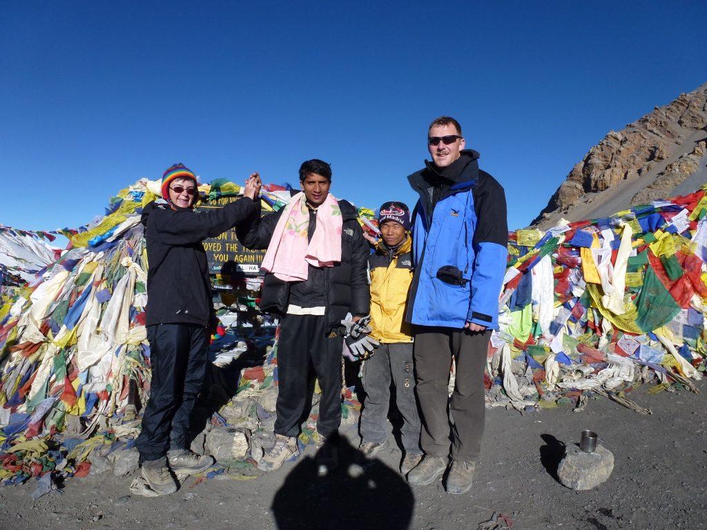 Annapurna - Runde Throng-La 2011 und Circuit