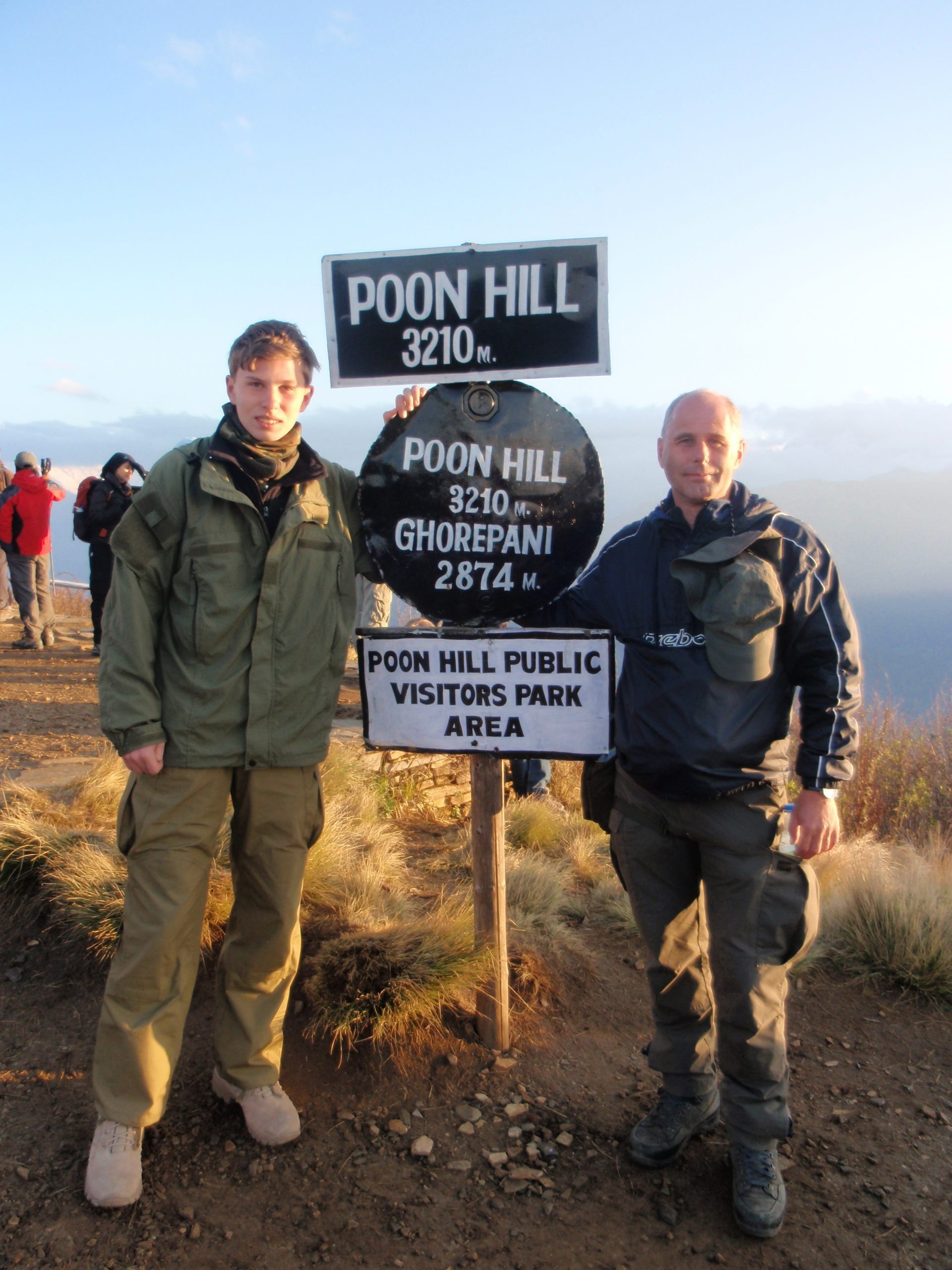 Poon Hill bei Ghorepani 2011