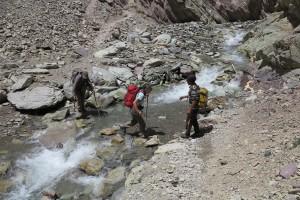 Quer durch Ladakh mit Führer