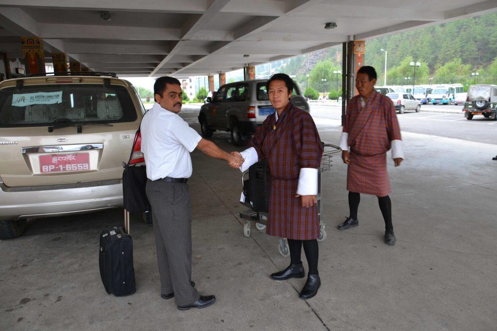 Bhutan zu zweit