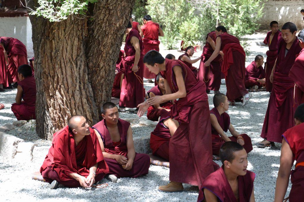 Bilder von Tibet 9