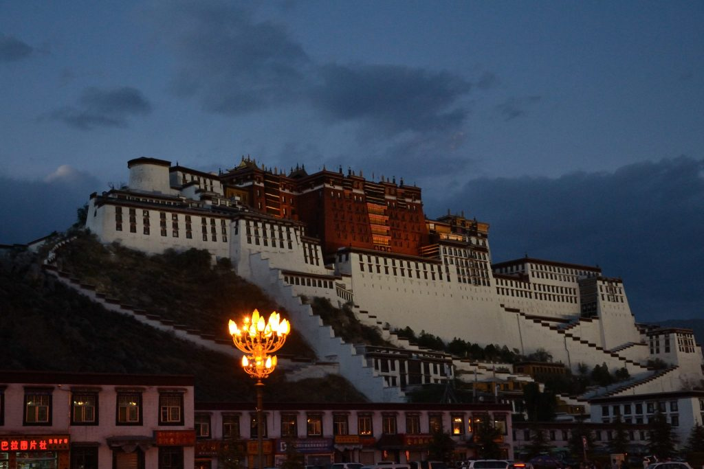 Bilder von Tibet 11