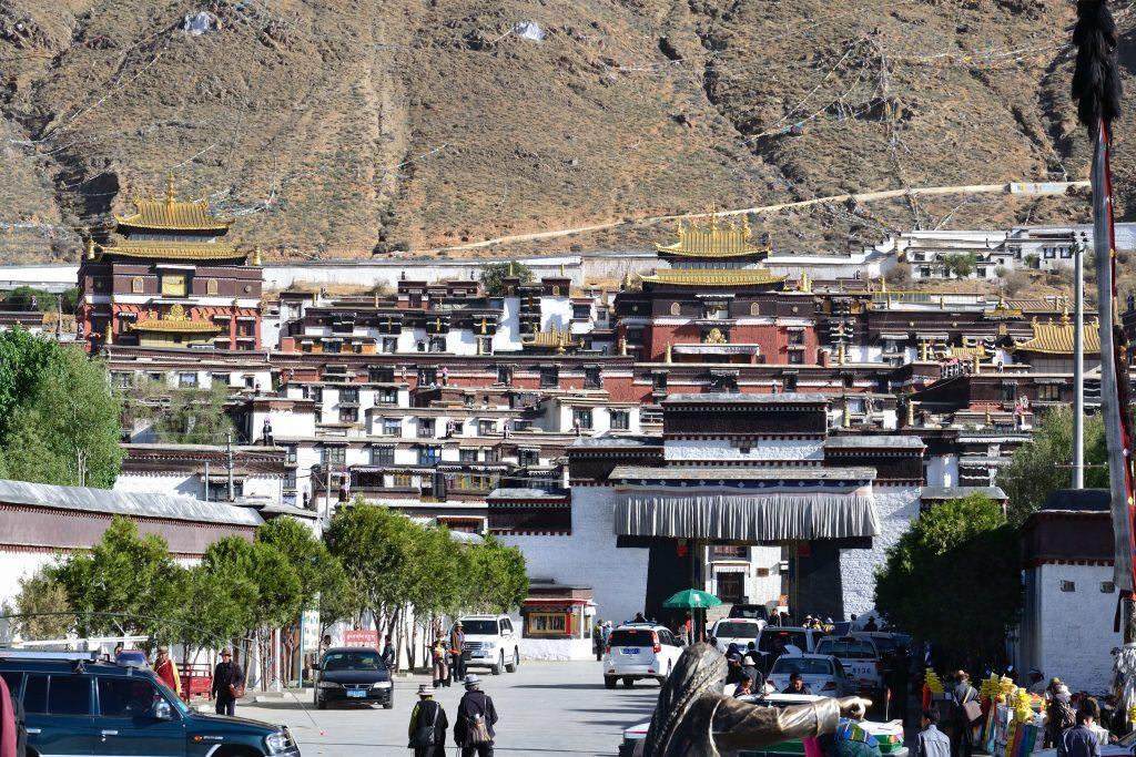 Bilder von Tibet 12