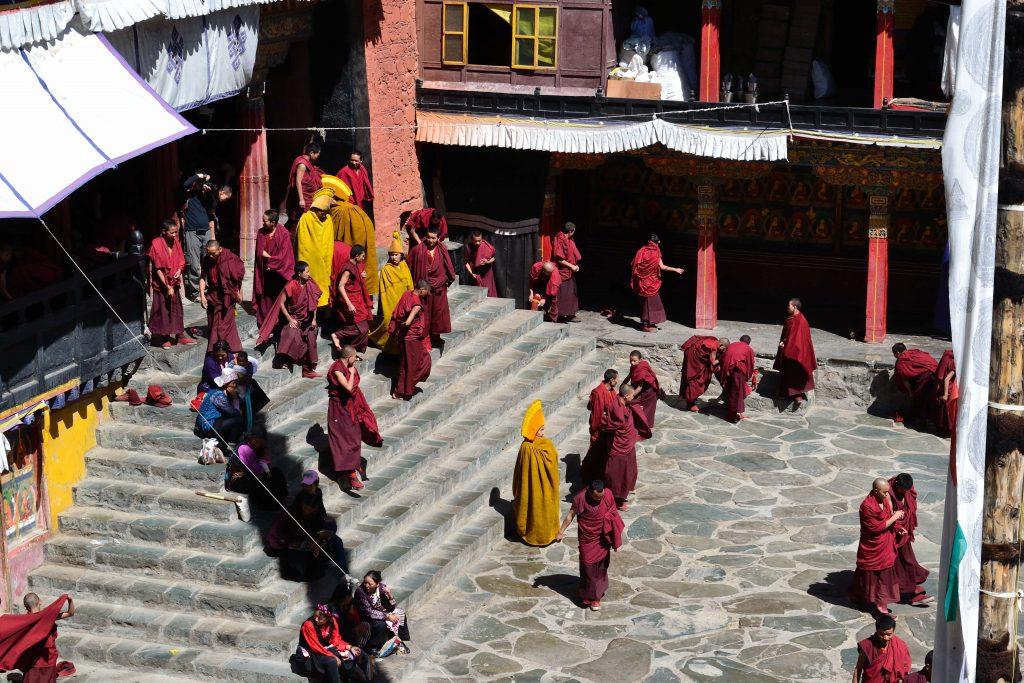 Bilder von Tibet 15