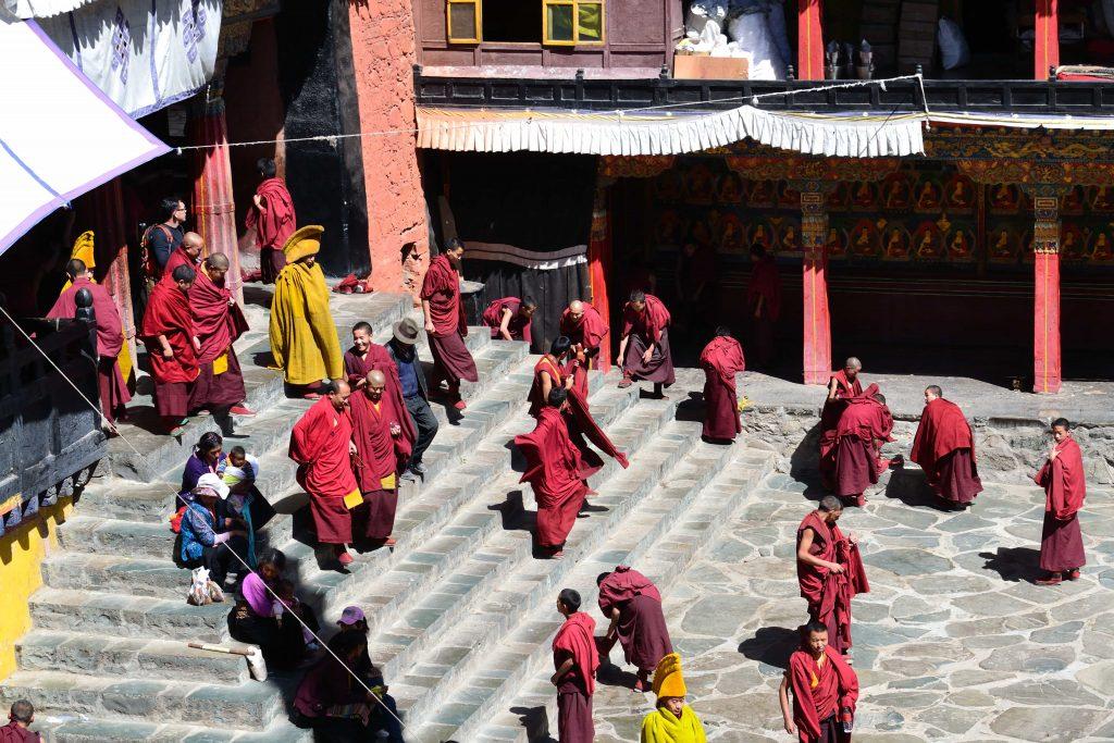 Bilder von Tibet 16