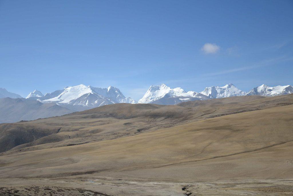Hochebene Tibet