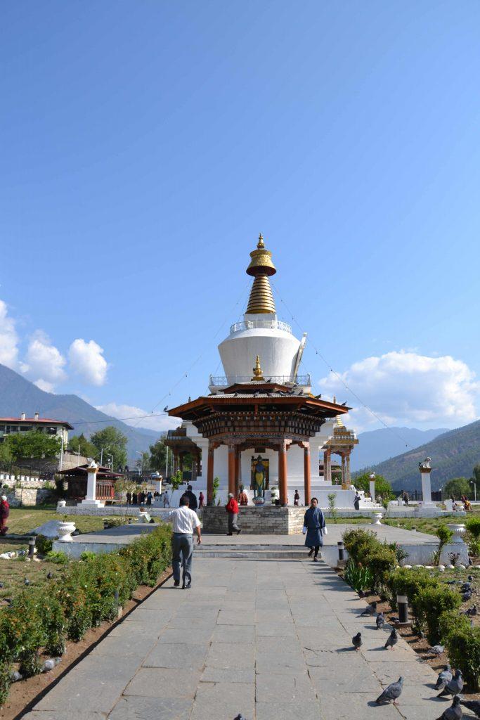 Timphu - Bhutan - Tempel zur Annapurna Base Camp - Rundreise