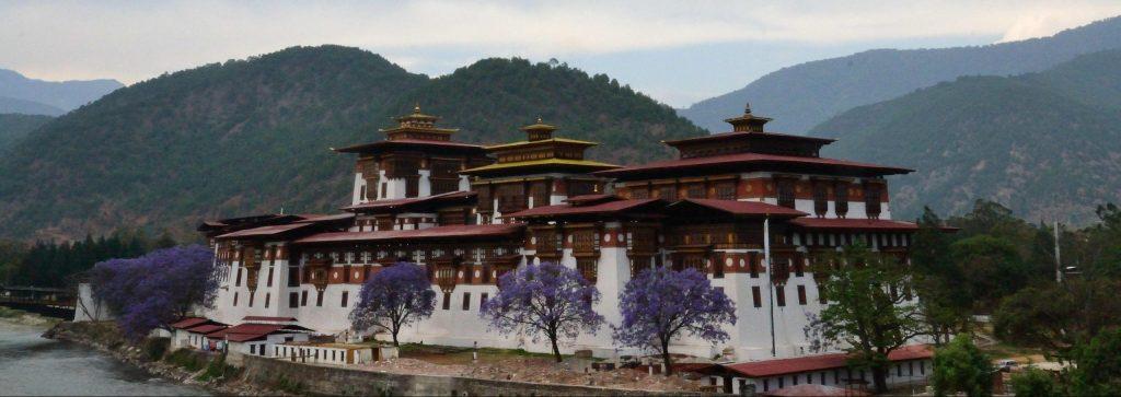 Punakha - Dzhong