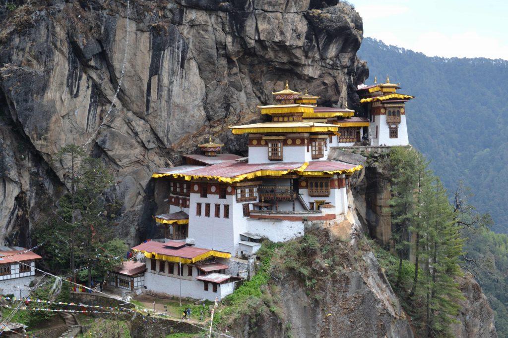 Das Tigernest - Kloster in Bhutan
