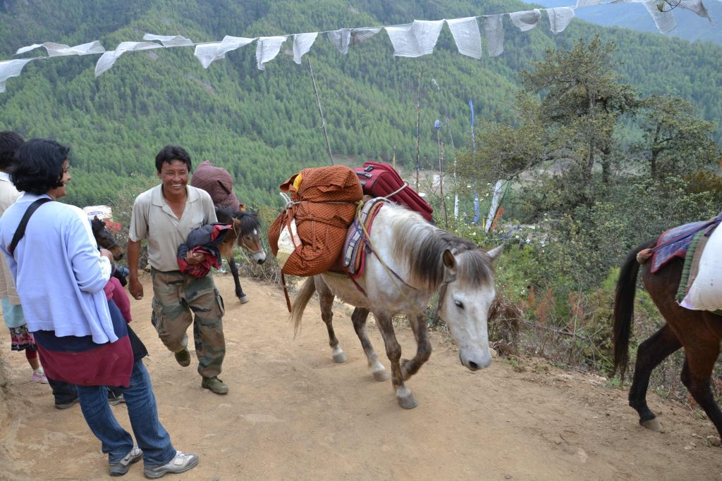 Bilder aus Bhutan 14