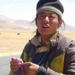 Schäfer in Tibet