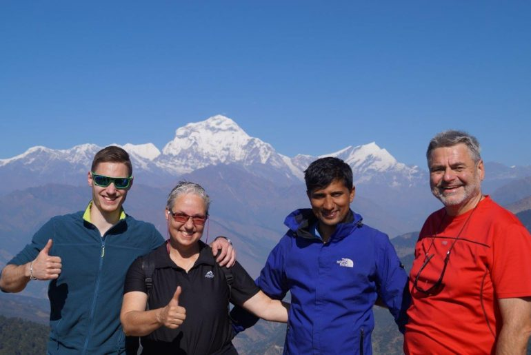 Annapurna Ghorepani Poon Hill