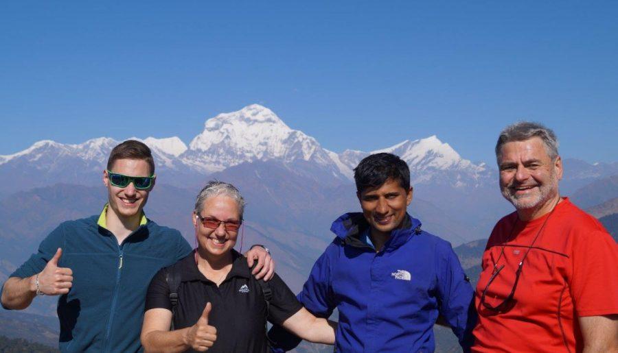 Annapurna Poon Hill Einstiegstrek