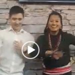 CMT2020-Tanz auf dem Stand von Nepal