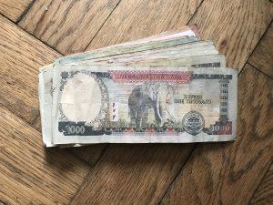 Trinkgeld in Nepal