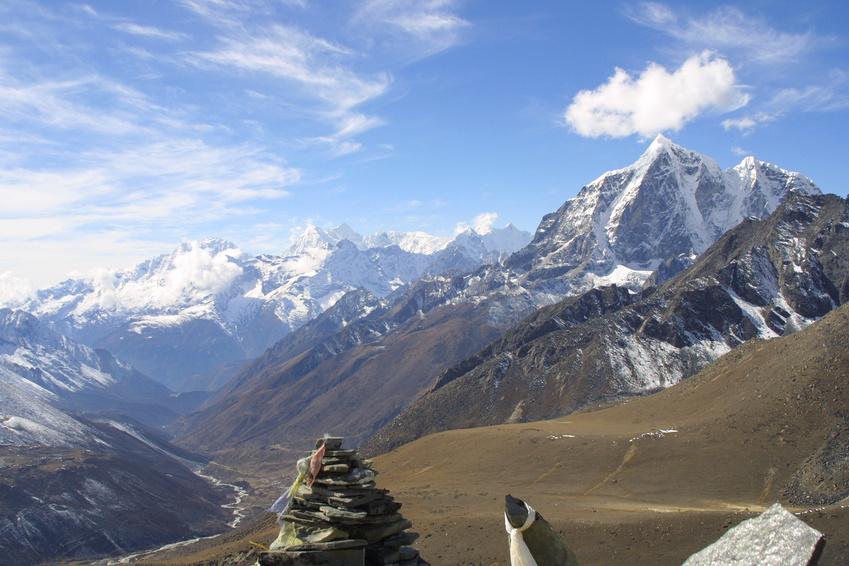 Everest Gokyo Trek Khumbu Lukla